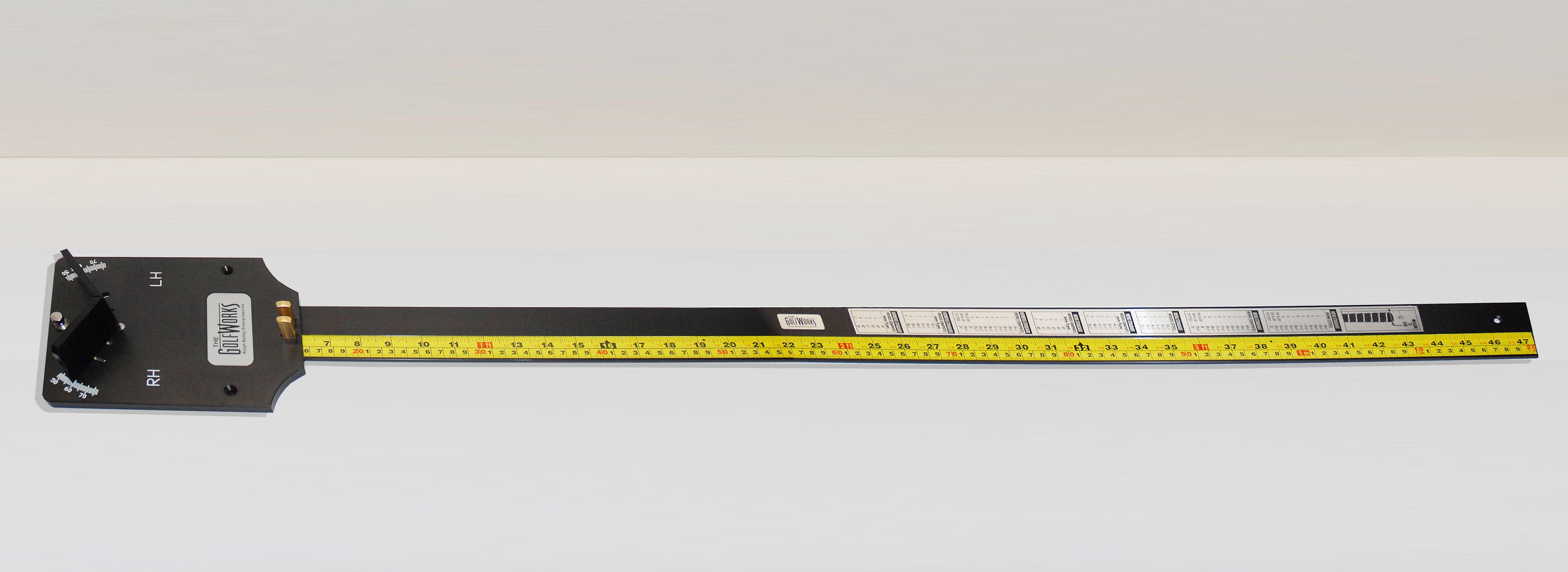 bench ruler